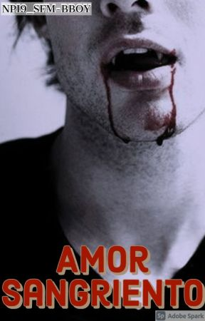 amor sangriento (yaoi)[Editando] by giacomo093
