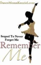 Remember Me? by HaleyElizabeth28