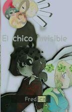 {El chico invisible} Fredica 💝lemon💝 by _Music_Natsuki