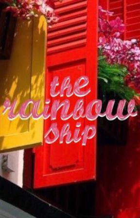 the rainbow ship - byler by goodbyler