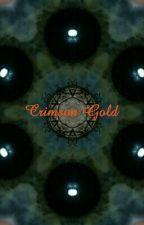 Crimson Gold by Brittyj62