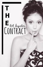 The Contract ~Wattpad prize 2014~ by l0l_hipster