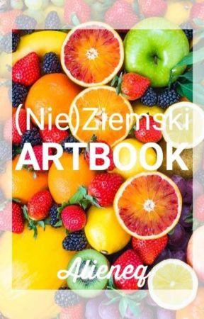 (Nie)Ziemski Artbook by Alieneq