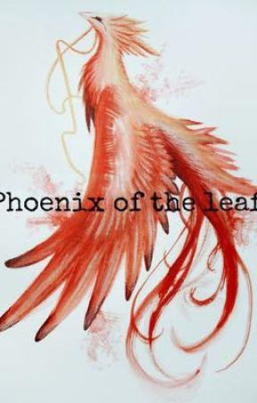 Phoenix of the leaf (Naruto) by CelticSkyes