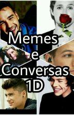 Memes e Conversas 1D by littlestorm09
