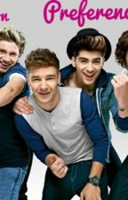 One Direction Preferences by VanessaStylinson