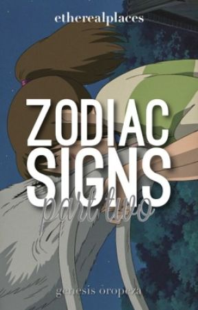 Zodiac Signs | P2 by etherealplaces