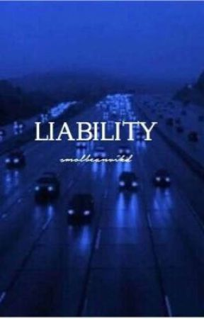 liability | wyatt oleff by smolbeanvik