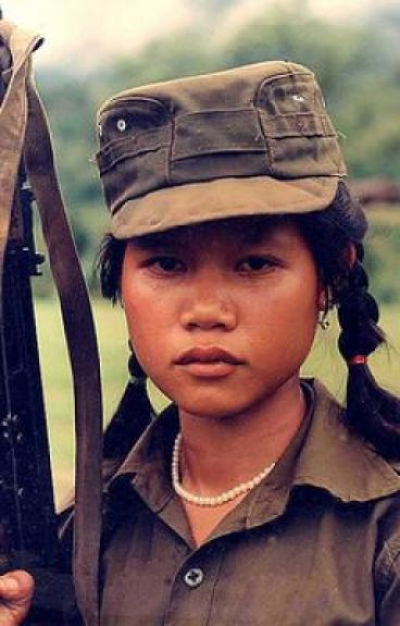 Through the Eyes of A Child Soldier
