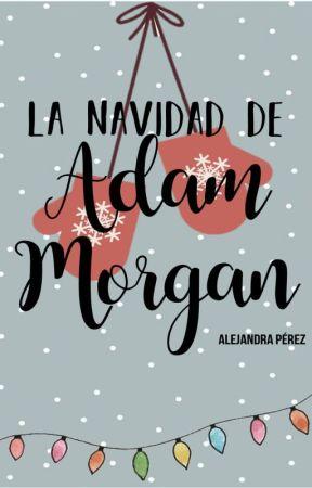 La navidad de Adam Morgan by Alejandra-Gabs