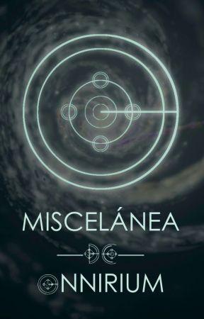 Miscelánea de Onnirium. by Onnirium