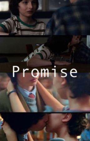 Promise// Mileven fluff by MilevenEatingEggo