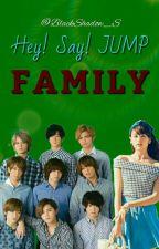 Hey! Say! JUMP FAMILY by BlackShadow_S