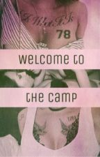 Welcome to the camp | fem!larry by ohnotommo