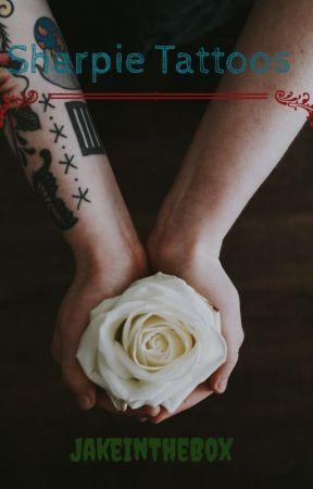 Sharpie Tattoos by JakeInTheBox