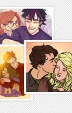 My True Love: Harry Potter Ships by FridayGalaxy