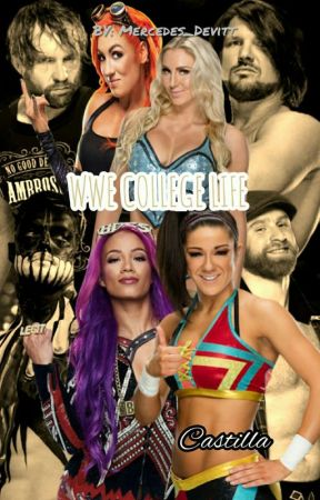 WWE College Life by kylecody