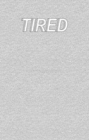 Tired × Reddie by 3rd-Wheel