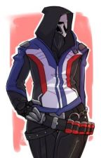 Reaper x soldier 76 oneshots by SolaireIsN1