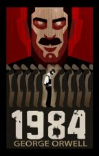 1984 George Orwell by mydevilispink