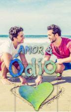 Amor & Ódio (Romance gay) by NelsonLuemba