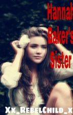 Hannah Baker's Sister by Xx_RebelChild_xX