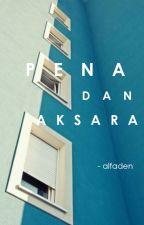 Pena dan Aksara by Alfaden