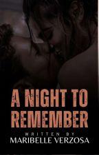 Night With A Billionaire  by MaribelleVerzosa