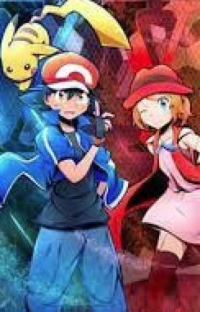 (AN AMOURSHIPPING STORY) Pokemon X and Y- A True Adventure by Vodiprile