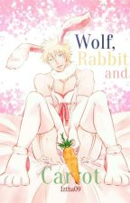 Wolf, Rabbit, and Carrot by Iztha09