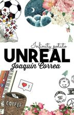 Unreal | Joaquín Correa by infinity_potato