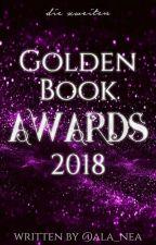 Golden Book Awards 2018 by ala_nea