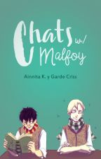 Chats w/ Malfoy 「HP - Drarry」 by Ainnita