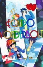 Equipo Wonderbolt (Soarindash) by momoperaza