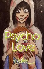 Psycho Love / Jeff the Killer x Oc ~ GoldenAward_2018 by Sayok0