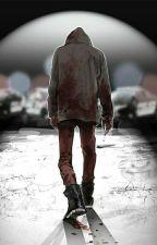 Psycho Love / Jeff the Killer x Oc ~ GoldenAward_2018 by jaaanaaa03