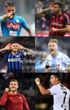 Instagram by Serie A by 19ele26