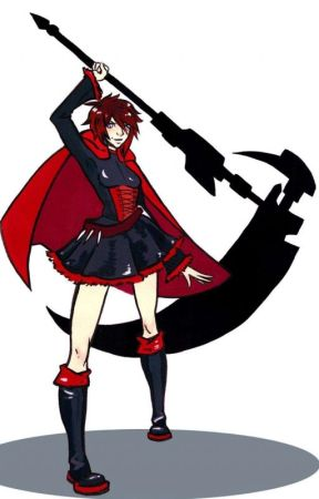 A Rose's Wolfe (RWBY Ruby X Male Reader) - Acces granted - Wattpad