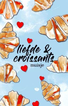 Liefde & Croissants by xMuisje