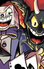 King Dice x Reader x Devil by Annie_Purple_And_Red