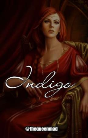 Indigo by TheQueenMad