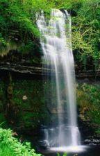 The Waterfall by CynthiaRossetti