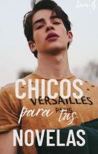 Chicos para tus novelas [#2] by iaraanzoategui