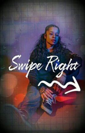 Swipe Right by BaelaniMami