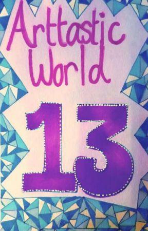Arttastic World 13 by Lartspoon