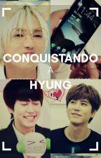 [ Conquistando a hyung ] (YEHYUN) by VanneWarth