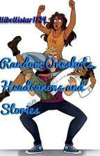 Random One-Shots Headcanons and Stories IRL by Stellibellistar1124