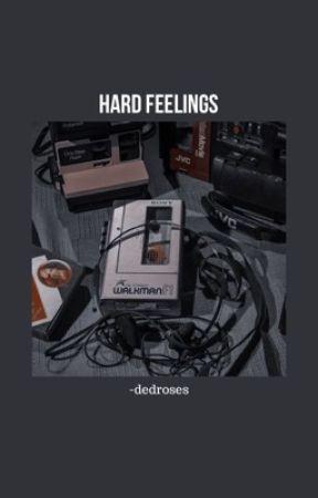 hard feelings¹   steve h. by -dedroses