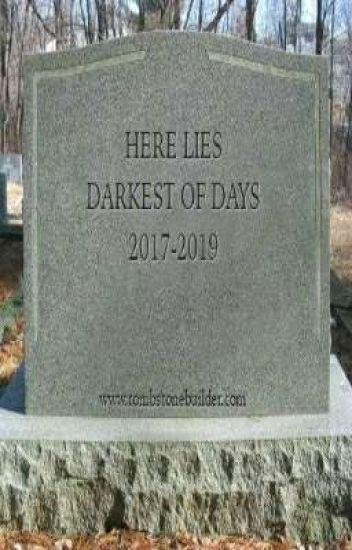 Darkest of Days (RWBY x Infinite faunus male reader) Cancelled - The