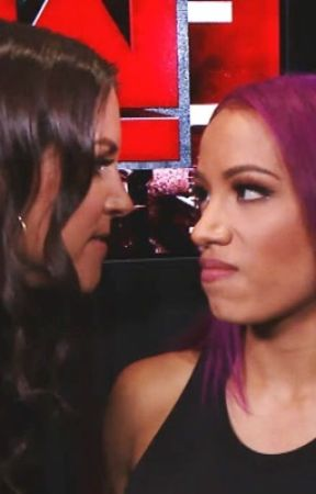 Sasha Banks Stephanie Mcmahon Fanfic Theyre Together Wattpad
